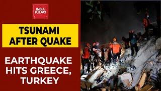 Tsunami After Quake: 26 Killed, Over 800 Injured After Massive Earthquake Hits Turkey, Greek Islands