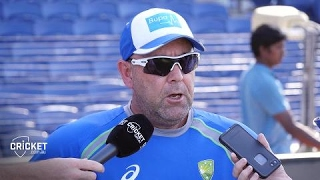 Challenge now to back it up in Bangalore: Lehmann