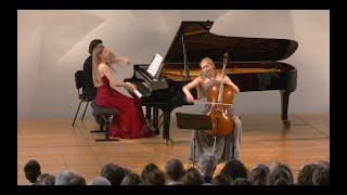Schumann - Fantasy pieces op. 73 - Anouchka & Katharina Hack - Classe d´Excellence - Gautier Capuçon