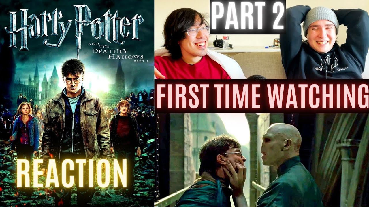 Download FIRST TIME WATCHING: Harry Potter and the Deathly Hallows Part 2 (part 2)...it is THE END