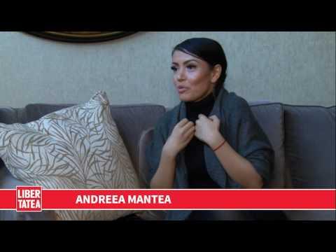 Andreea Mantea este intr-o relatie? Poza care o da de gol ...   Andreea Mantea