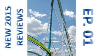 NEW 2015 REVIEWS (ora Coaster Autopsy ediz. New 2015) Ep.1: Fury 325 - Carowinds