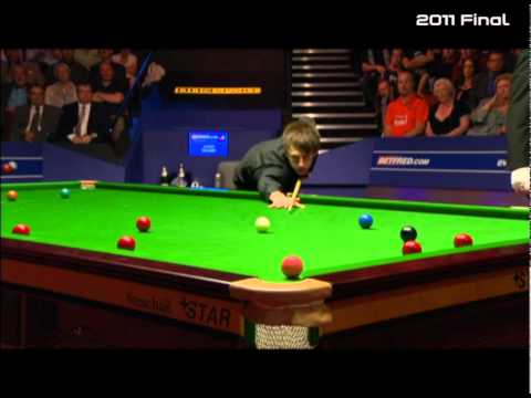 2011 World Snooker Championship Final