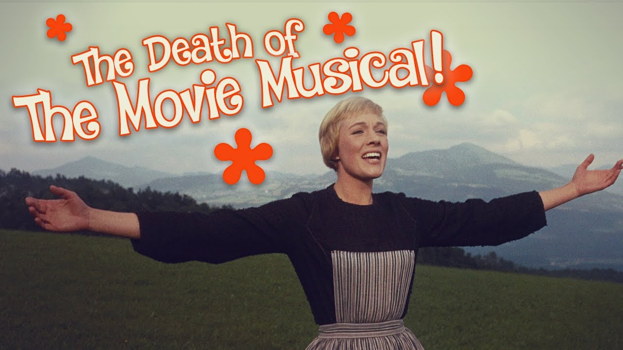Download The Death of the Hollywood Movie Musical