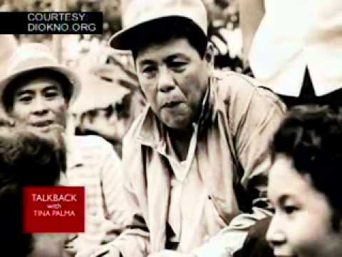 ANC Talkback: The Legacy of Jose W. Diokno 1/3