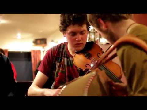 Franz and John in Ireland (April 2014) - Music in Tullycross 2
