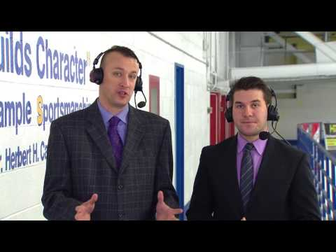 GTHL Hockey Highlights - North York Knights vs Greater Toronto Capitals