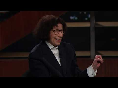 Fran Lebowitz on Post-Pandemic Life | Real Time with Bill Maher (HBO)
