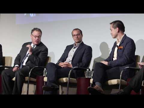 Snapshot of Big Data and Machine Learning Revolution NYC Event