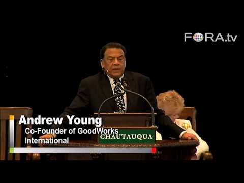 In Defense of Jimmy Carter - Andrew Young