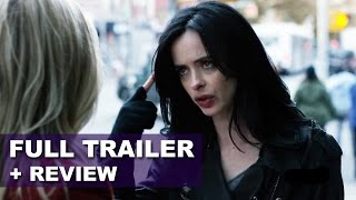 Jessica Jones Official Trailer + Trailer Review - Netflix : Beyond The Trailer