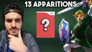 13 APPARITIONS ETRANGES DE LINK DANS D