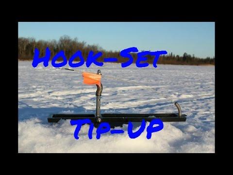 Hook-Set Tip-UP Review