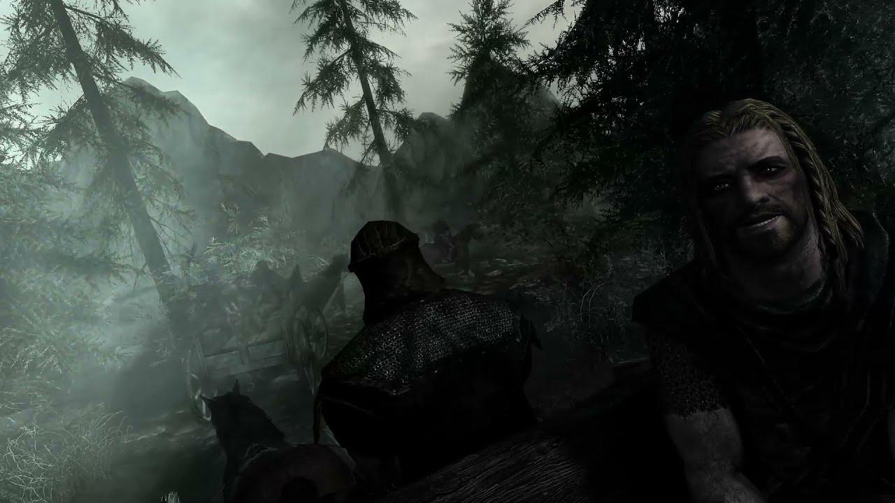 ЛаваТоп по The Elder Scrolls V: Skyrim Special Edition за Каджита. Анонс в виде короткого видео.