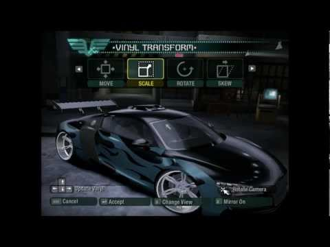Need for Speed Carbon : Audi LeMans Gameplay and Tuning