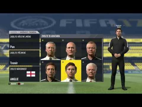 FIFA 17 | NOVÝ TRENÉR ARSENALU ?! | PART 1 | SEZONA | XBOX ONE | CZ