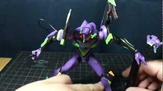 Revoltech Neon Genesis Evangelion Eva Unit 01 Review