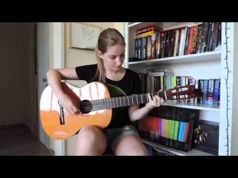 Dust in the Wind - Kansas, Ana Giollo fingerstyle