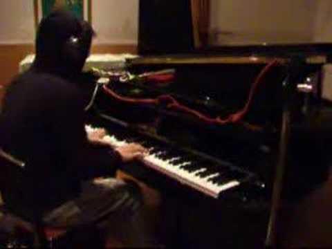 Okkusenman Piano (Dr. Wily's Theme)