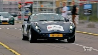 TVR Tuscan w/ Decatted Exhaust !! Rev and Accelerating!!