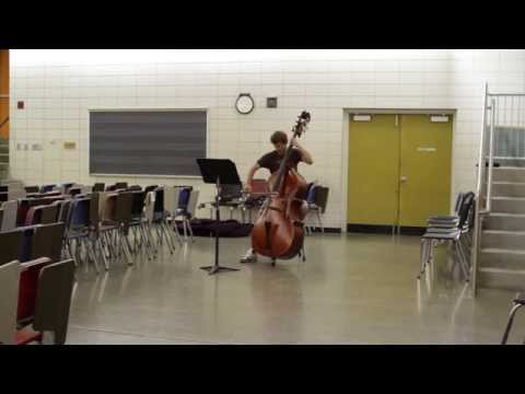 Alabama Symphony - Double Bass Audition Assistant Principal Excerpts