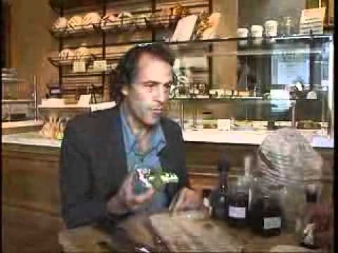 Le Pain Quotidien in Moscow - Channel 3 documentary in June 2008