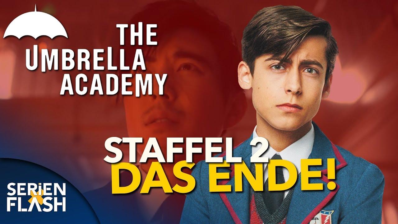 The Umbrella Academy Staffel 2 - Die Sparrow Academy | SerienFlash