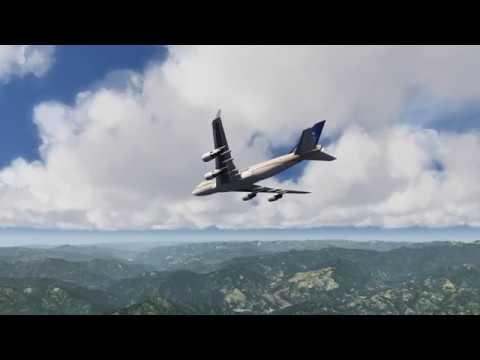Plane Crash at Algeria Saudia 747