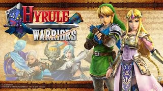 Hyrule Warriors: Game Walkthrough Part 1 of 2