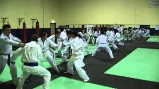 Martial Arts Perth Training