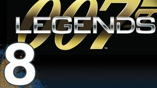 007 Legends - Gameplay Playthrough Part 8 - Die Another Day: Ice Lake | WikiGameGuides