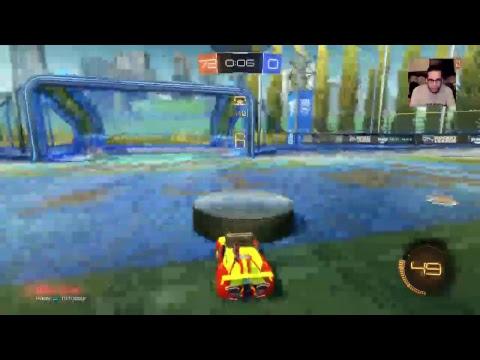 Rocket League - Ants Vs. Hypoglycemia Gas Chambers