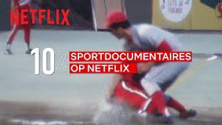 Deze tien prachtige sportdocumentaires op Netflix moet je gezien hebben (video)