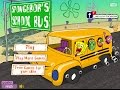 Spongebob Squarepants School Bus Car Games To Play For Free Online