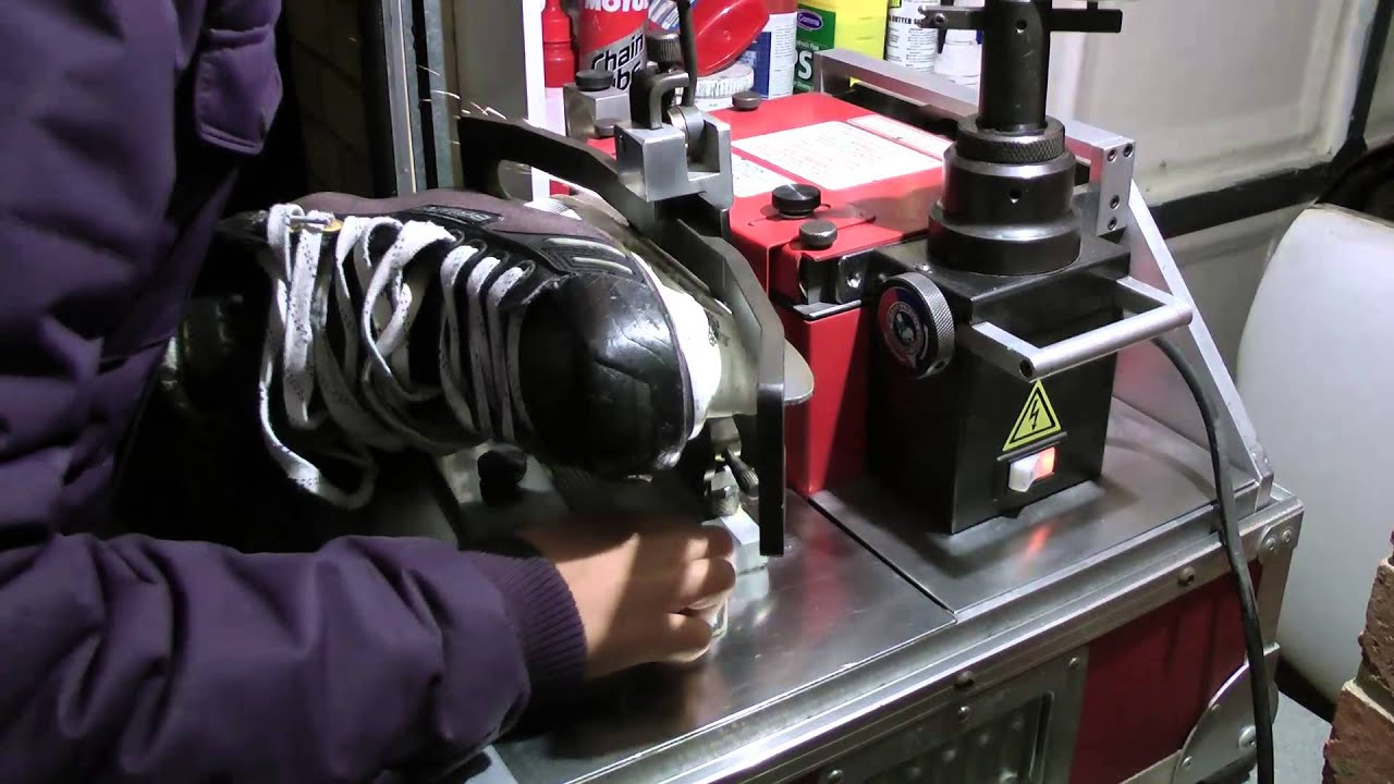 Image result for skate sharpening image