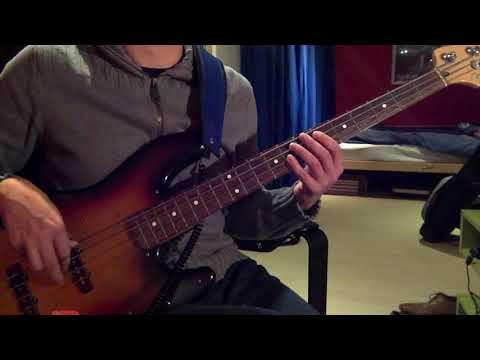 Fender Jazz Bass + Markbass Octaver Raw Series