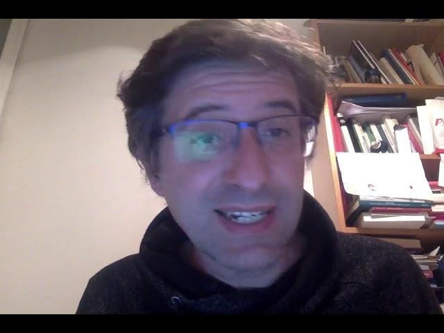 """Alessandro Cinquegrani legge… Giorgio Caproni: """"Congedo del viaggiatore cerimonioso"""""""