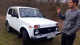 Бричка! Никогда не покупайте Lada 4×4 !!! Жесть!