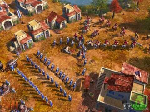 Age of Empires III Soundtrack-Take His Toes