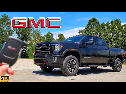 2020 GMC Sierra 2500 HD: FULL REVIEW | Hauls ANYTHING and Looks Good Doing It!