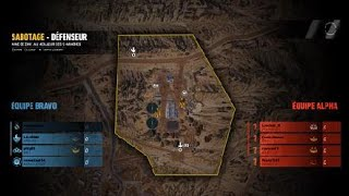 Dimanche soir Tom Clancy's Ghost Recon® Wildlands_