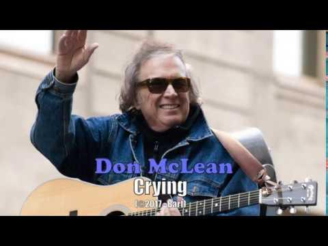 Don Mclean  Crying Karaoke