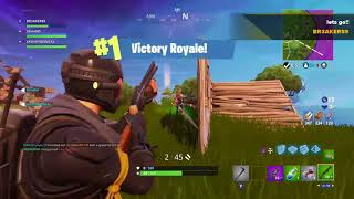 pump action- Fortnite Battle Royale clip