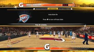 GameSpot Now Playing - NBA 2k13 Wii U