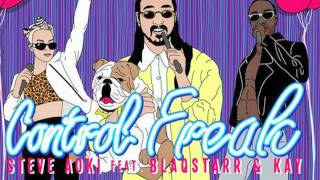 steve aoki control freak dillon francis remix