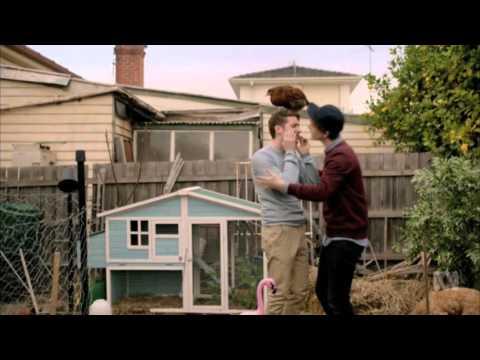 Josh + Arnold //KISS ME // Please Like Me S301