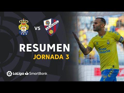 Las Palmas Huesca Goals And Highlights