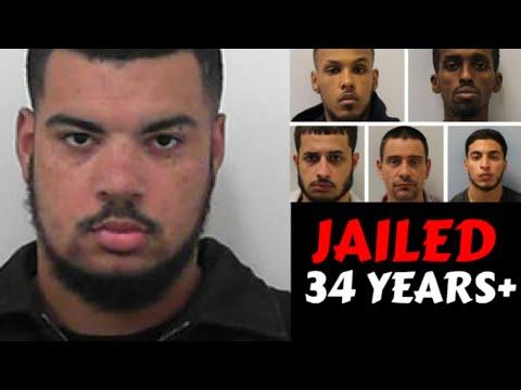 Rapper Dotty Jailed (Bristol) \u0026 Gang Give 37 Years For Dealing Class A #DCN