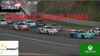 Project CARS 2-DRAMATIC RACE TO END SEASON