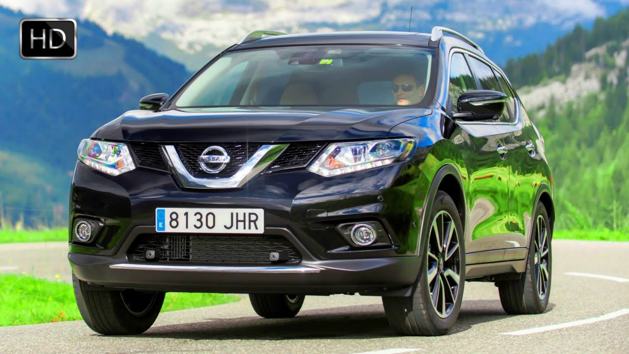 Amazing 2016 Nissan X Trail DIG T 163 Turbocharged SUV   Exterior Design And Test  Drive HD